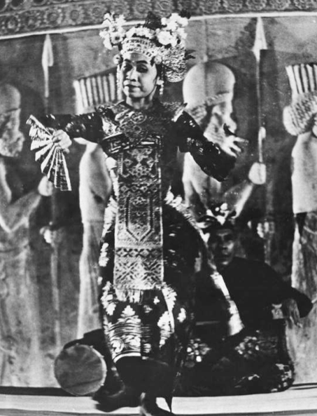 Balinese Gamelan & Traditional Dances – Persepolis, 1969 Opening Event