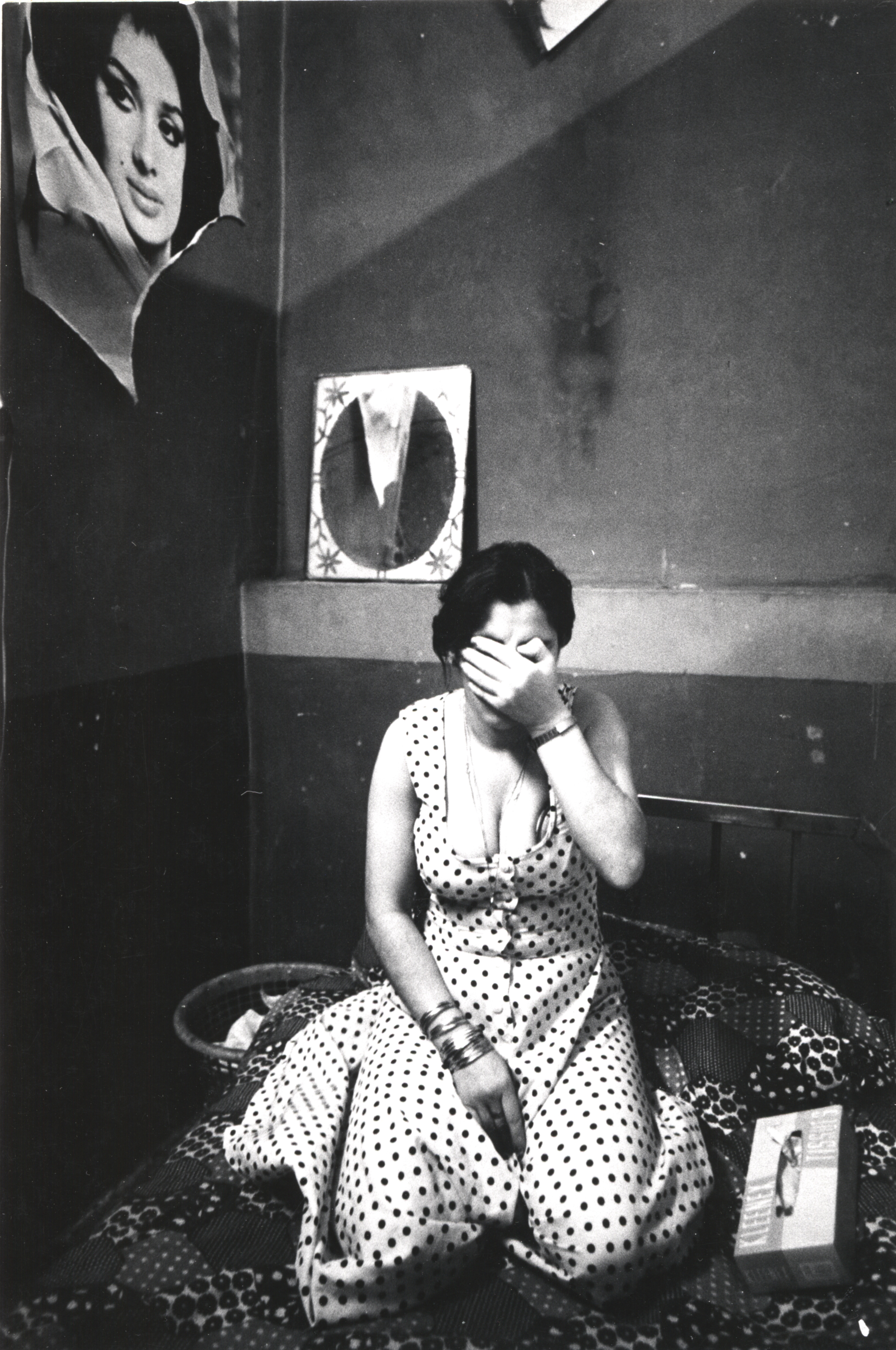 Untitled, Prostitute series (​1975-77) ​Courtesy of Kaveh Golestan Estate